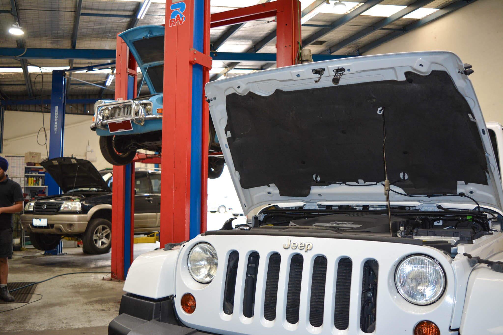 Automotive Air Conditioning Repair